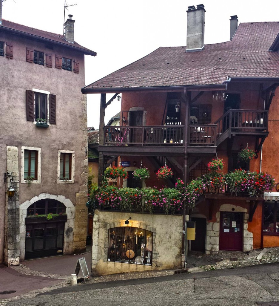 Annecy France is just adorable!