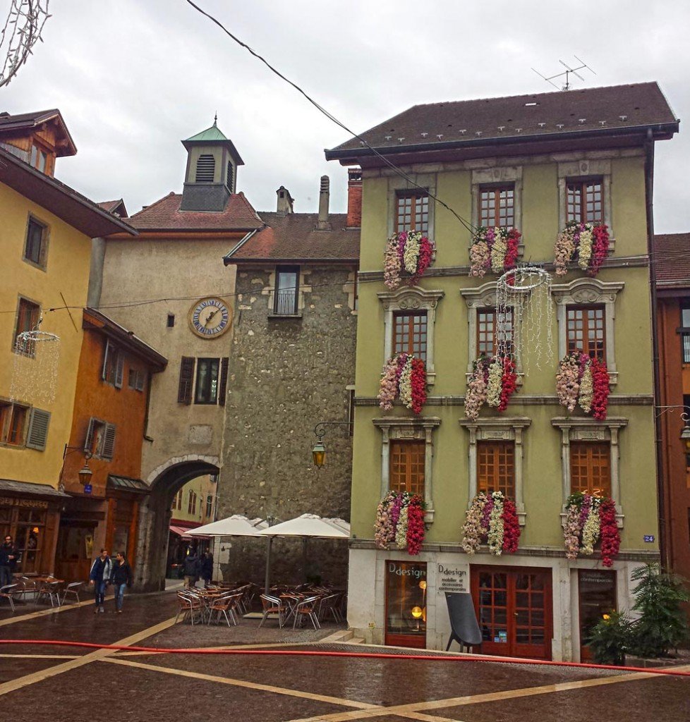 Annecy France Old City