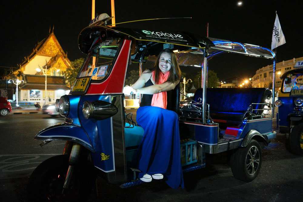 Night Lights Tuk Tuk Tour
