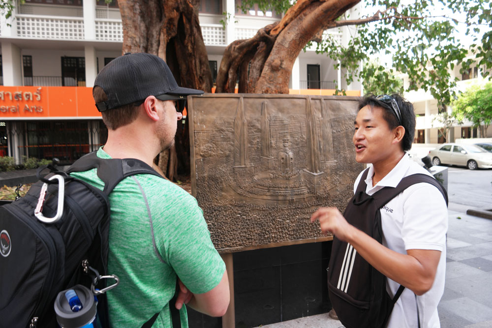 Rattanakosin Story Walking Tour - Thammasat University